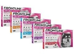 FRONTLINE TRI-ACT 6 PIP
