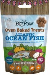 LBPDOG OVEN BAKED TREATS ATLANTIC OCEAN FISH 130 grs