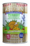 LBPDOG TURKEY with brocoli, carrots and camberries 12x390 grs